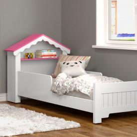 conjunto-mini-cama-magia-branco-rosa-com-colchão-ofertamo