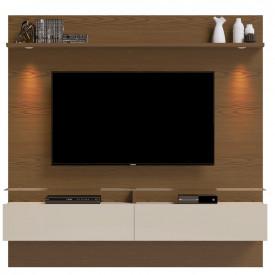 Home Vidratto LED 1.8 Imcal 36977 Freijó/Off White Sala