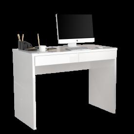 Escrivaninha JB Bechara 6080 Branco Escritório Office Quarto