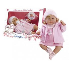 Bebe Reborn Baby Mary 1308 Nova Brink