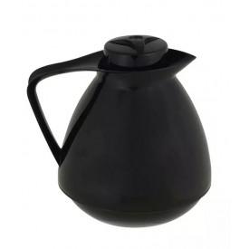 Bule Térmico Amare 650 ml - Preto - Mor