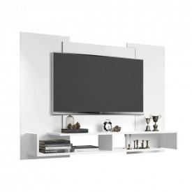 Painel TV Mônaco Cambel Moveis Branco 800166