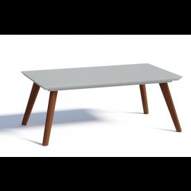 Mesa de Centro Classic - 6189 - Branco Acetinado