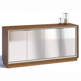 Buffet Ópera Imcal 66775 Off W. Freijó 4 Portas Espelho Sala