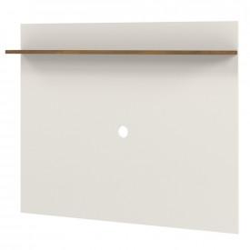 Painel Vênus 1.36 Tebarrot Off White Amêndoa TV 50 Sala