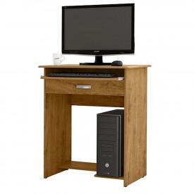 Mesa de Computador Prática Com Gaveta Ej Móveis Freijó 6765